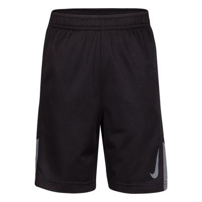 Pantaloni scurti Nike Accelerate baietei negru