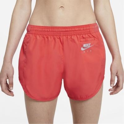 Pantaloni scurti Nike Air Dri-FIT 3 alergare pentru femei magic rosu