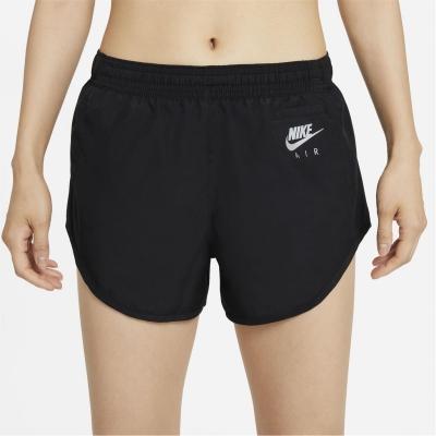 Pantaloni scurti Nike Air Dri-FIT 3 alergare pentru femei negru
