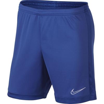 Pantaloni scurti Nike Dri-FIT Academy Soccer pentru Barbati albastru roial