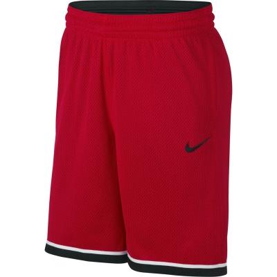 Pantaloni scurti Nike Dri-FIT clasic baschet pentru Barbati rosu