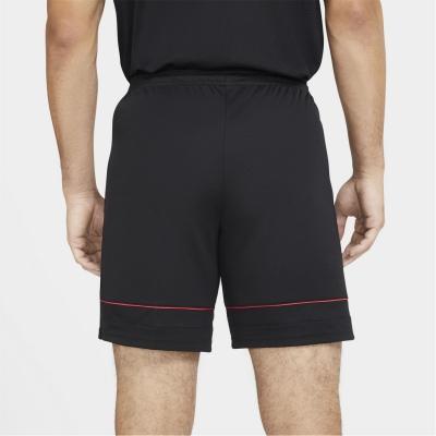 Pantaloni scurti Nike DriFit Academy 21 pentru Barbati negru rosu