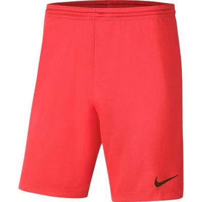 Pantaloni scurti Nike Dry Park III NB K Coral BV6855 635