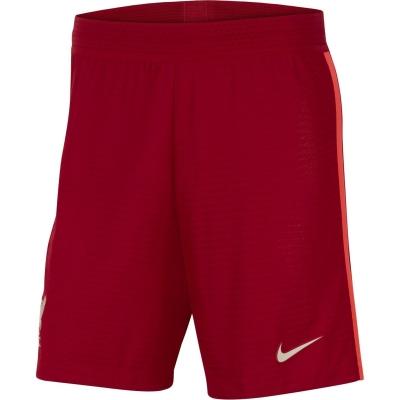 Pantaloni scurti Nike Liverpool Match Acasa 2021 2022 rosu