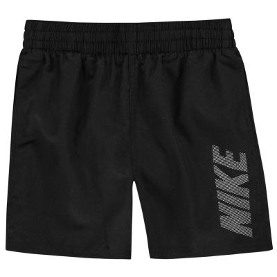 Pantaloni scurti Nike Logo pentru baietei negru