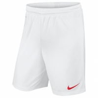 Pantaloni scurti Nike Park II tricot Scurte NB Alb 725887 102