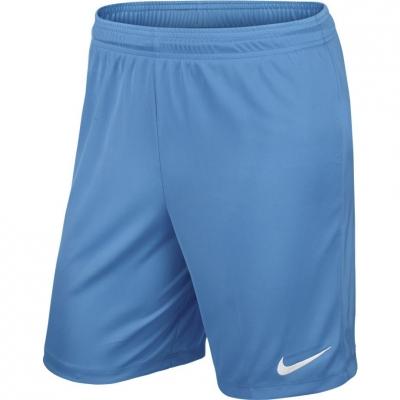 Pantaloni scurti NIKE PARK II tricot SHORT NB sky albastru 725988 412 copii