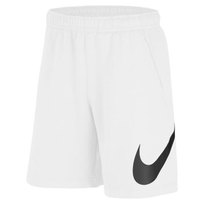 Pantaloni scurti Nike Sportswear Club imprimeu Graphic pentru Barbati alb
