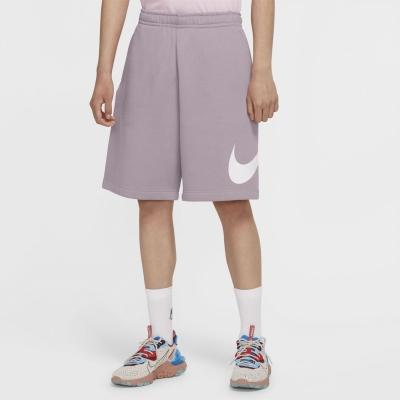Pantaloni scurti Nike Sportswear Club imprimeu Graphic pentru Barbati iced lila