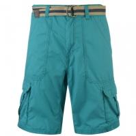 Pantaloni scurti ONeill Beach Break cu curea pentru Barbati veridian verde