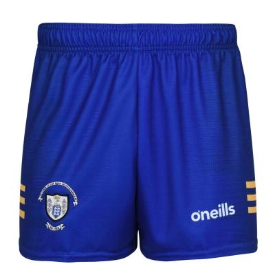 Pantaloni scurti ONeills Clare GAA Mourne Seniors albastru roial maro