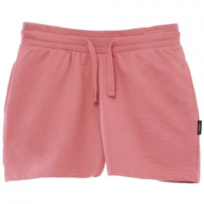Pantaloni scurti Outhorn Dark roz HOL21 SKDD600 53S pentru femei