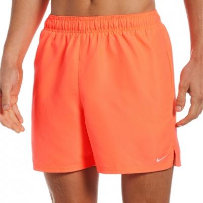 Pantaloni scurti Pantaloni scurti de baie K ? Nike Volley Short portocaliu NESSA560 821 pentru Barbati