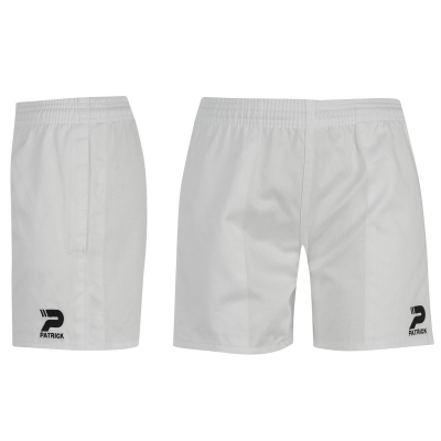 Pantaloni scurti Patrick Rugby pentru Barbati alb