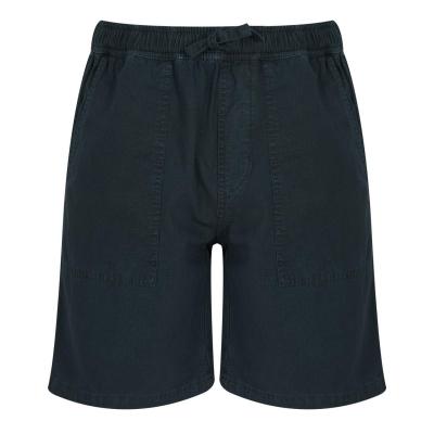 Pantaloni scurti Penfield Ewen albastru gri