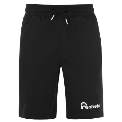 Pantaloni scurti Penfield Plain negru