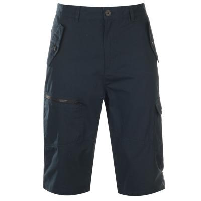 Pantaloni scurti Pierre Cardin trei sferturi Woven pentru Barbati bleumarin