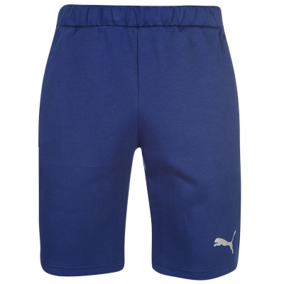 Pantaloni scurti Puma Evostripe Ultimate pentru Barbati albastru depths