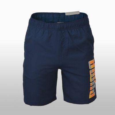 Pantaloni scurti bleumarin Puma Hero Woven Shorts Barbati