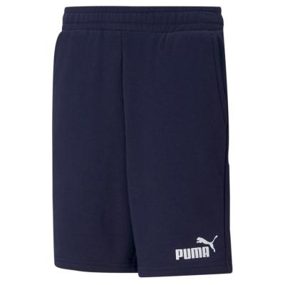 Pantaloni scurti Puma No1 pentru baietei bleumarin