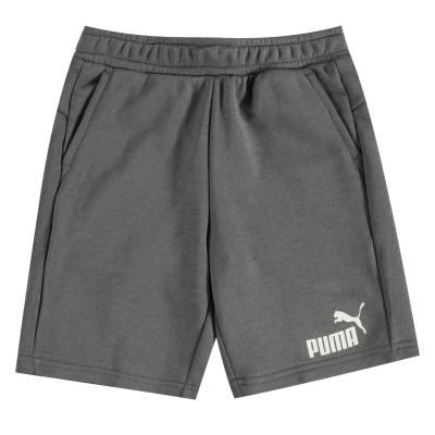 Pantaloni scurti Puma pentru copii gri