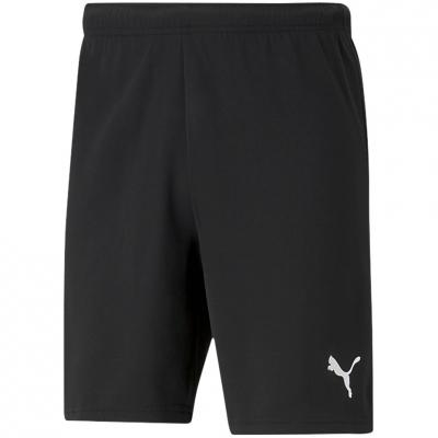 Pantaloni scurti   Puma TeamRISE Short negru 704942 04 pentru Barbati