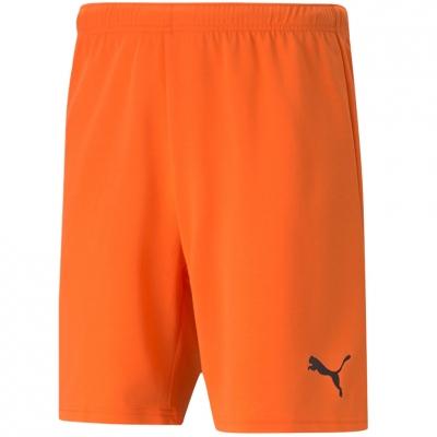 Pantaloni scurti   Puma TeamRISE Short portocaliu 704942 08 pentru Barbati