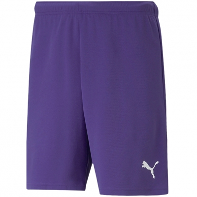 Pantaloni scurti Puma TeamRISE Short Prist Violet 704942 10 pentru Barbati