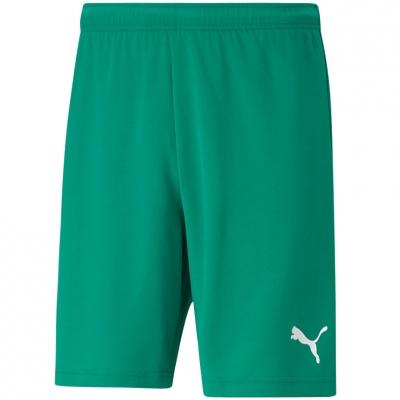 Pantaloni scurti   Puma TeamRISE Short verde 704942 05 pentru Barbati