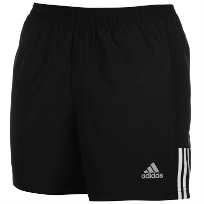Pantaloni scurti adidas Questar 5 Inch pentru Barbati negru alb