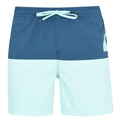 Pantaloni scurti Quiksilver Colour Block Board pentru baietei maj albastru