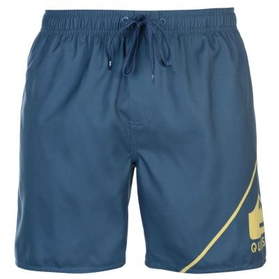 Pantaloni scurti Quiksilver Wave Board pentru Barbati real bleu