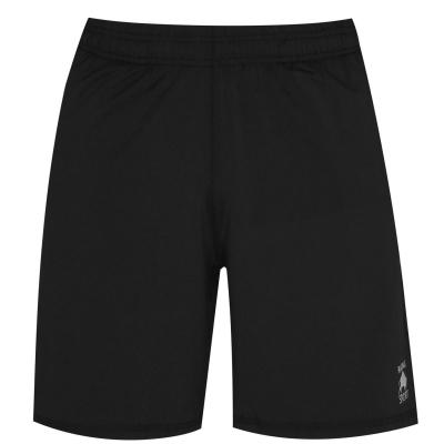 Pantaloni scurti Raging Bull Sport 8 negru