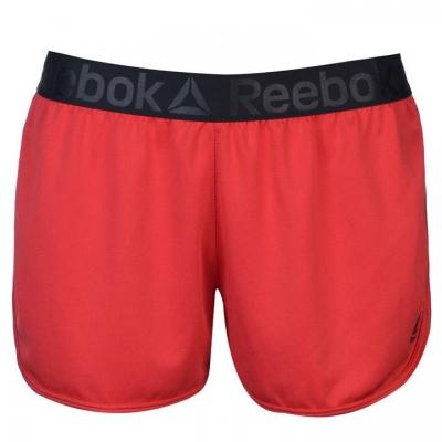 Sort plasa Reebok pentru Femei multicolor rosu