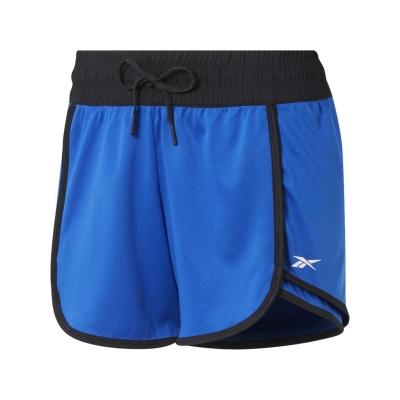 Pantaloni scurti Reebok Workout Ready pentru Femei humble albastru