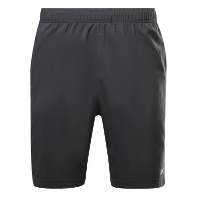 Pantaloni scurti Reebok Workout Ready Speedwick negru
