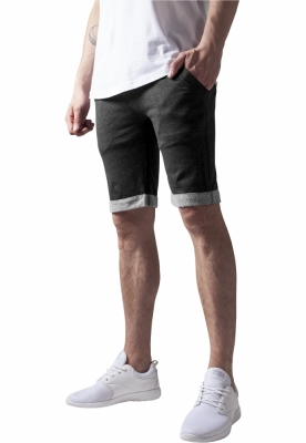 Pantaloni scurti sala gri-carbune Urban Classics