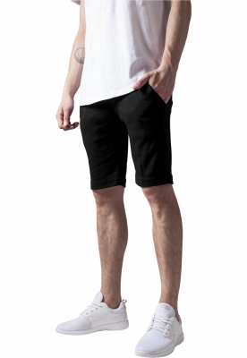 Pantaloni scurti sala negru