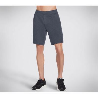 Pantaloni scurti Skechers Explorer 9 pentru Barbati bleumarin
