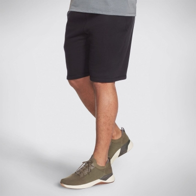Pantaloni scurti Skechers Explorer 9 pentru Barbati negru