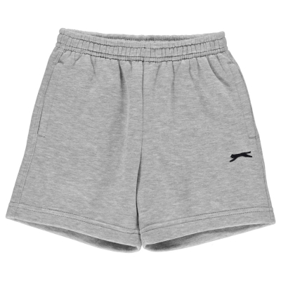Pantaloni scurti Slazenger baietei gri