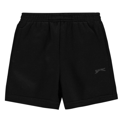Pantaloni scurti Slazenger baietei negru