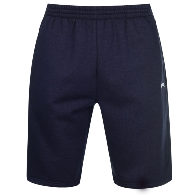 Pantaloni scurti Slazenger pentru Barbati bleumarin