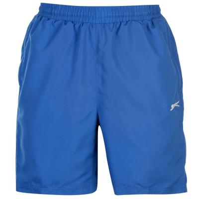 Pantaloni scurti Slazenger Woven pentru Barbati albastru roial