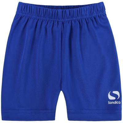 Pantaloni scurti Sondico Core pentru Bebelusi albastru roial
