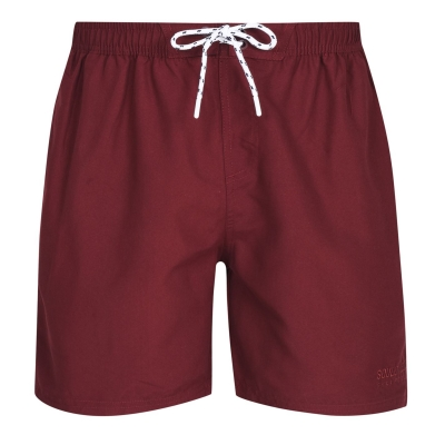 Pantaloni scurti SoulCal rosu