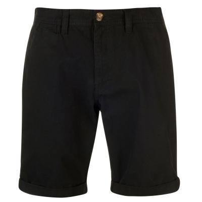 Pantaloni scurti SoulCal Cal Chino pentru Barbati negru