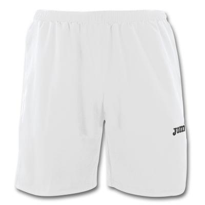 Pantaloni scurti cu buzunare Joma Bermuda  albi