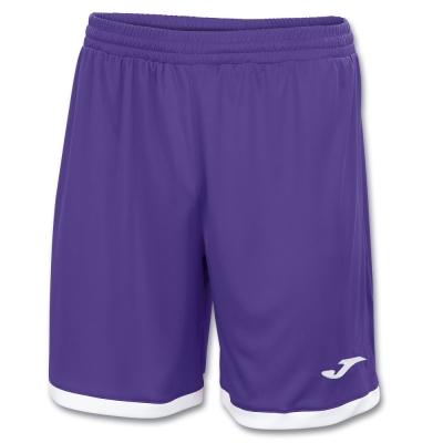 Pantaloni scurti sport Joma Toledo Purple-alb mov