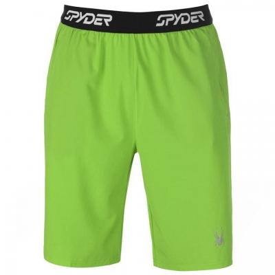 Pantaloni scurti Spyder Alpine pentru Barbati verde